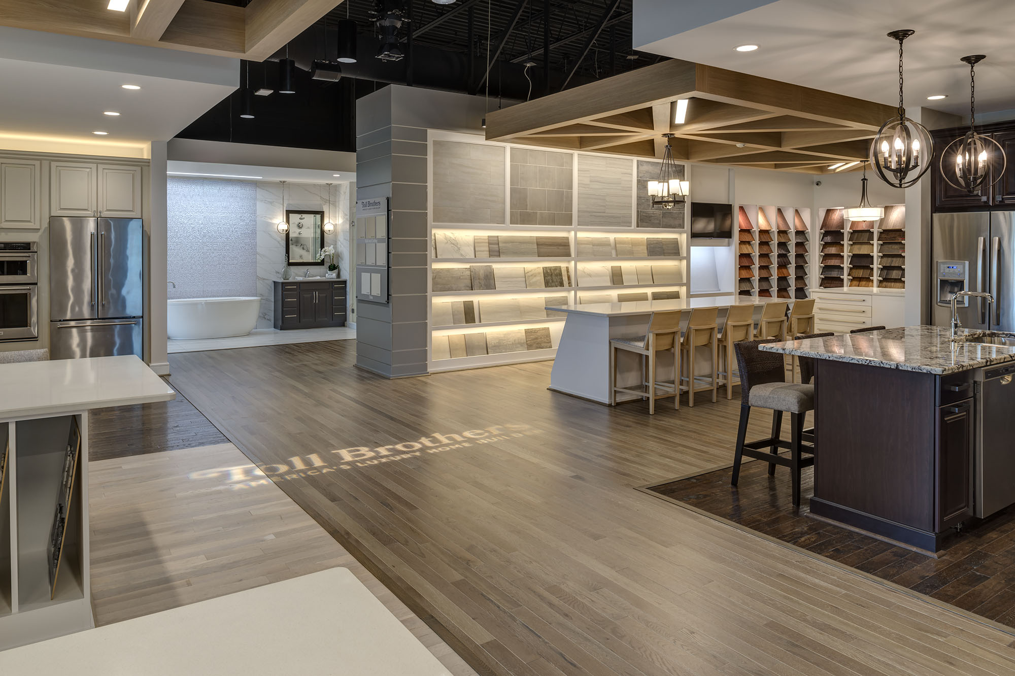 Toll Brothers Design Studio - What's your style